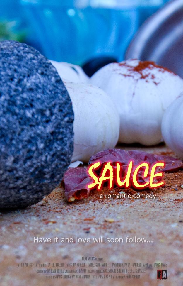 sauce_poster